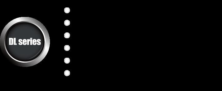 ●DAINICHI独自の「ヤサシイ」加工ソフトを内蔵●コンピュータ制御装置「スッキリ」内蔵型●NCプログラム不要のニュータイプ●ボールスクリュー、カービックカップリング採用の高機能・高精度●優れた操作性により、高速高品質な加工が可能●こんなユーザー様にピッタリ!!